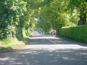 Haddington 5 MIle Race